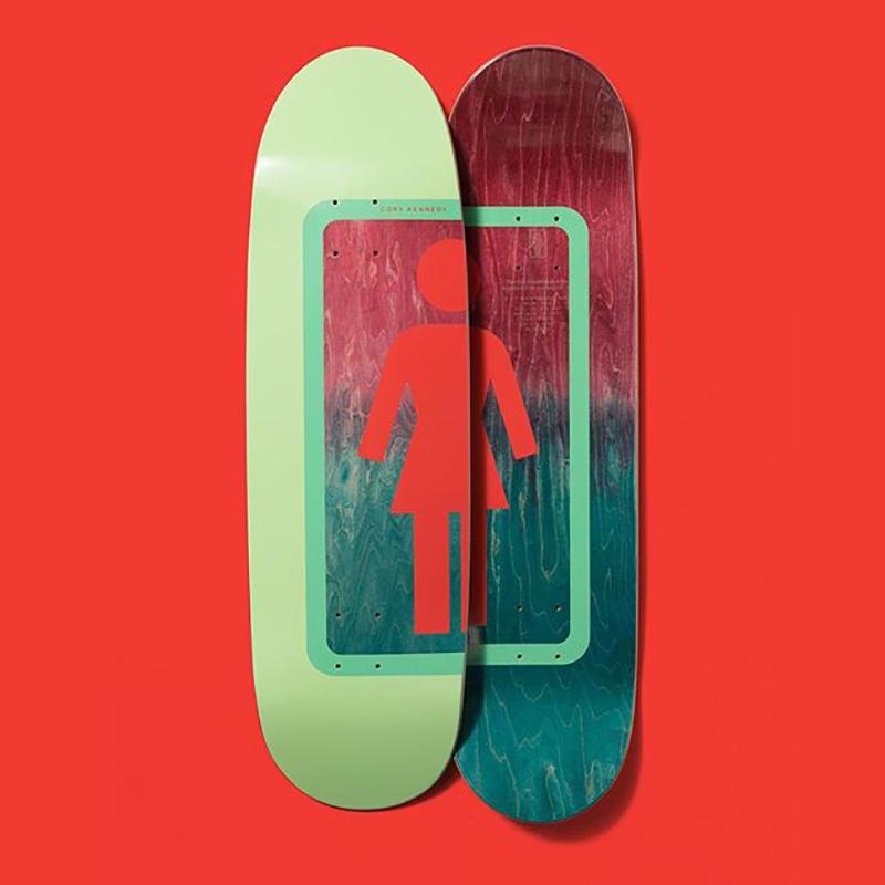 Ombre Og Series By Girl Skateboards 2