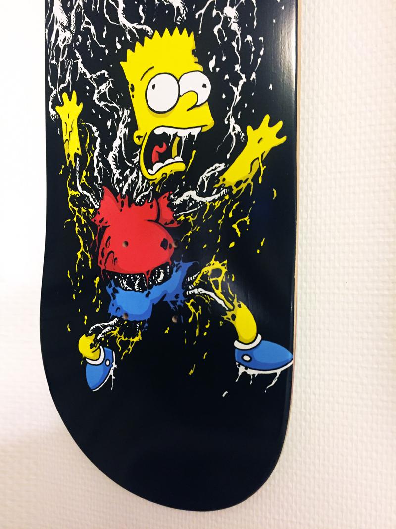 Springfield Massacre By Zero Skateboards 7