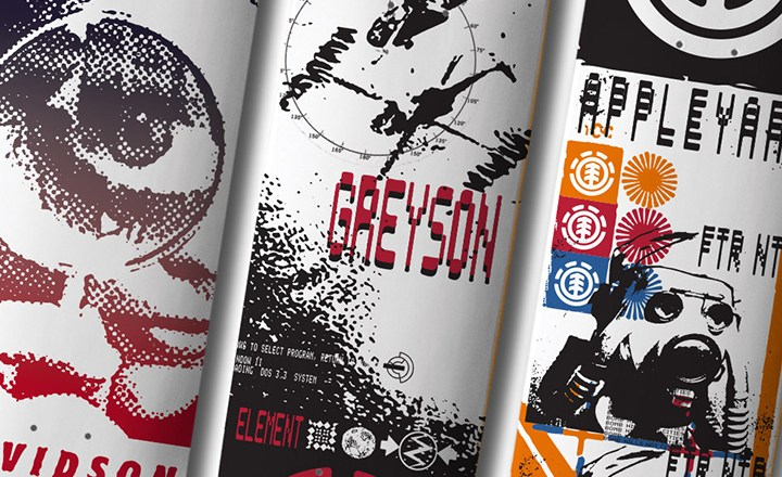 Lo Fi Series By Element Skateboards 1