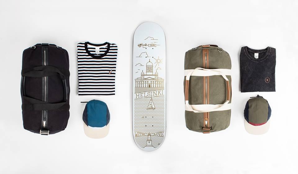 Helsinki Zurich Skateboards By Kollegg 3