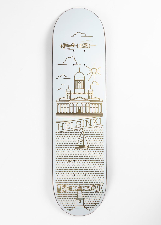 Helsinki Zurich Skateboards By Kollegg 8