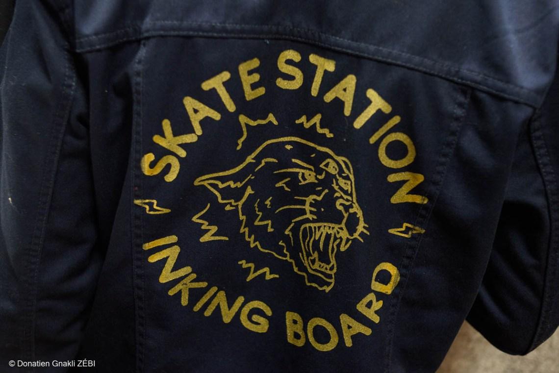 Skate Station 002 Inking Board Vernissage 52