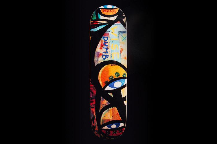 Wise By Markovich Techne Skateboards 4