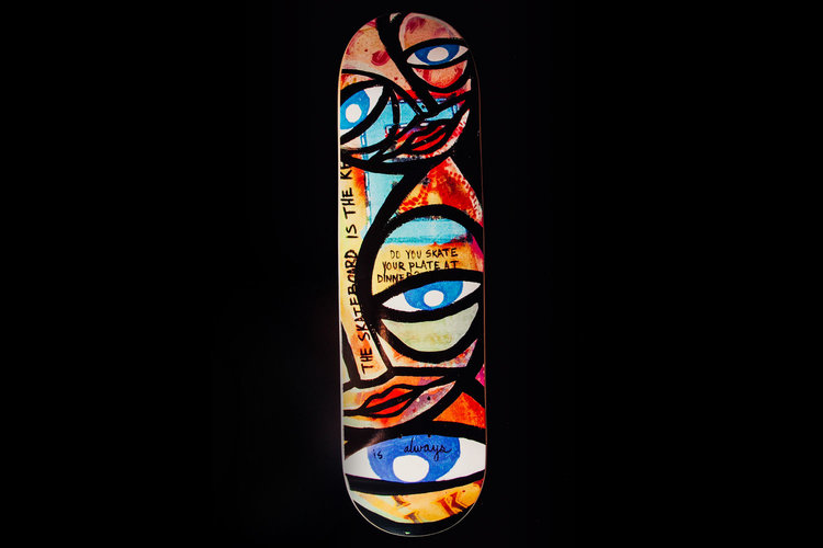 Wise By Markovich Techne Skateboards 8