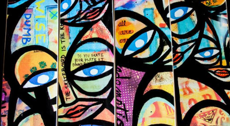 Wise By Markovich Techne Skateboards