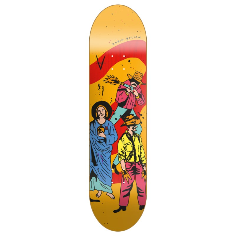 Matte Finish Series By Bob Mollema Antiz Skateboards 3