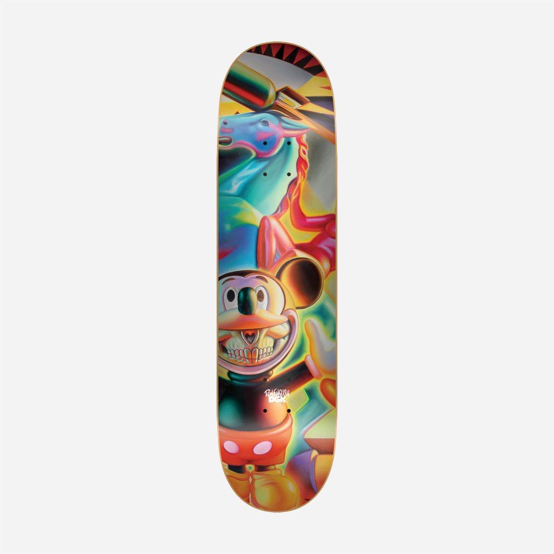 Ron English Dgk Skateboards Series 5