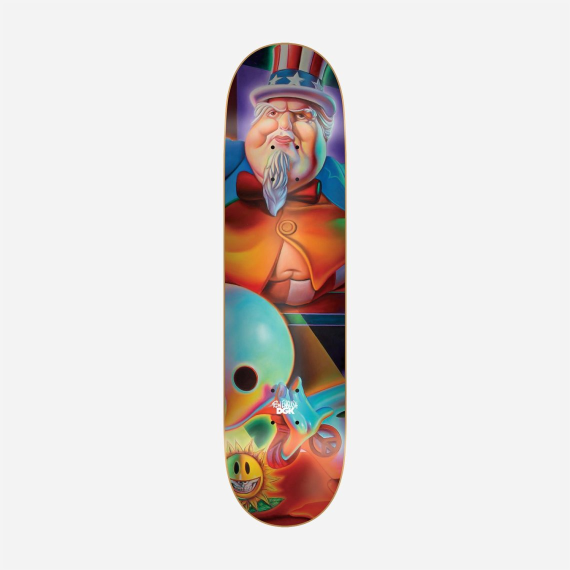 Ron English Dgk Skateboards Series 7