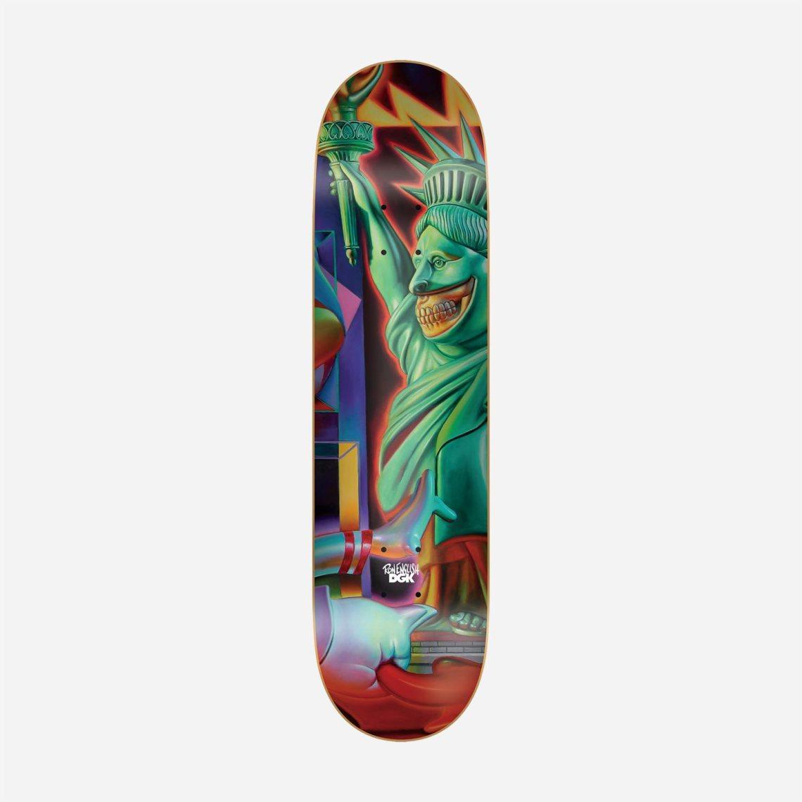 Ron English Dgk Skateboards Series 8