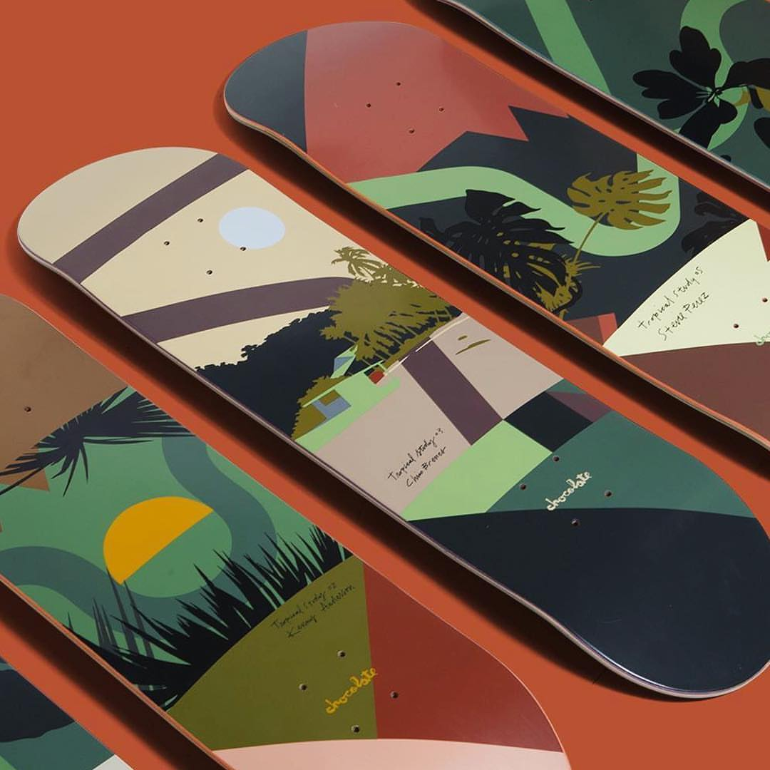 Evan Hecox Chocolate Skateboards 5