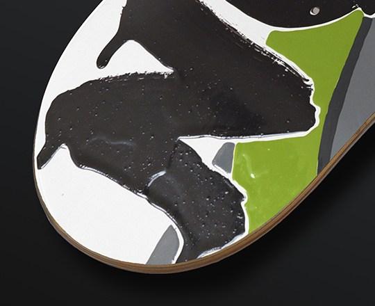 Kouka Skateboard Deck 4