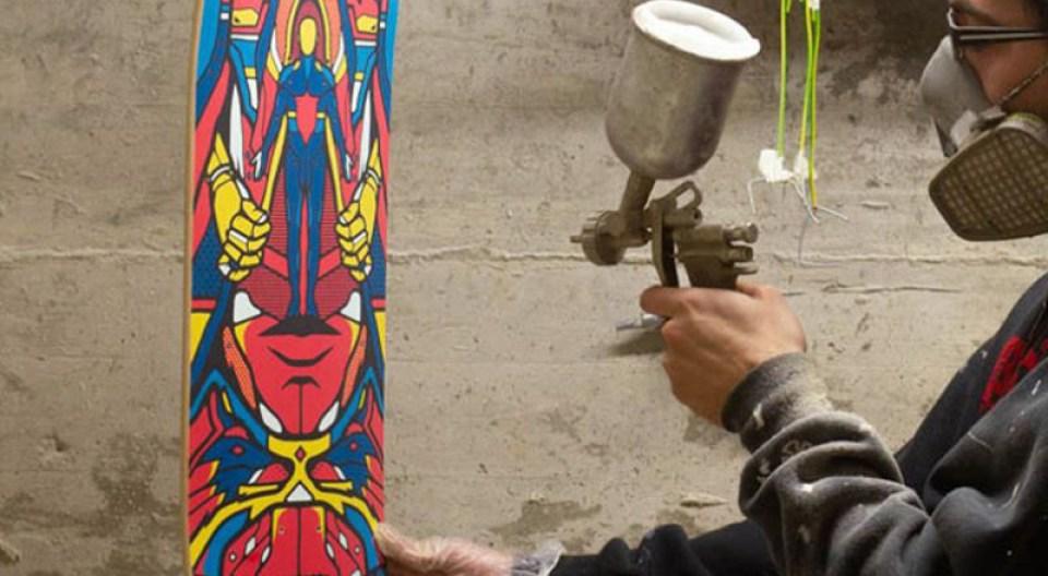 I Am The Wizard Van Orton Bonobolabo Skateboards 1