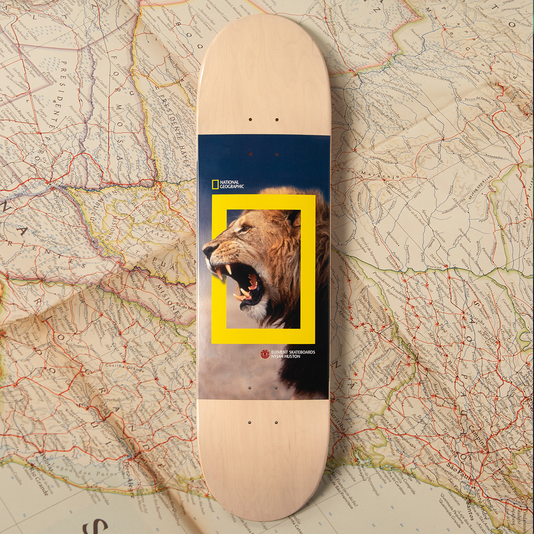 National Geographic Element Skateboards 3