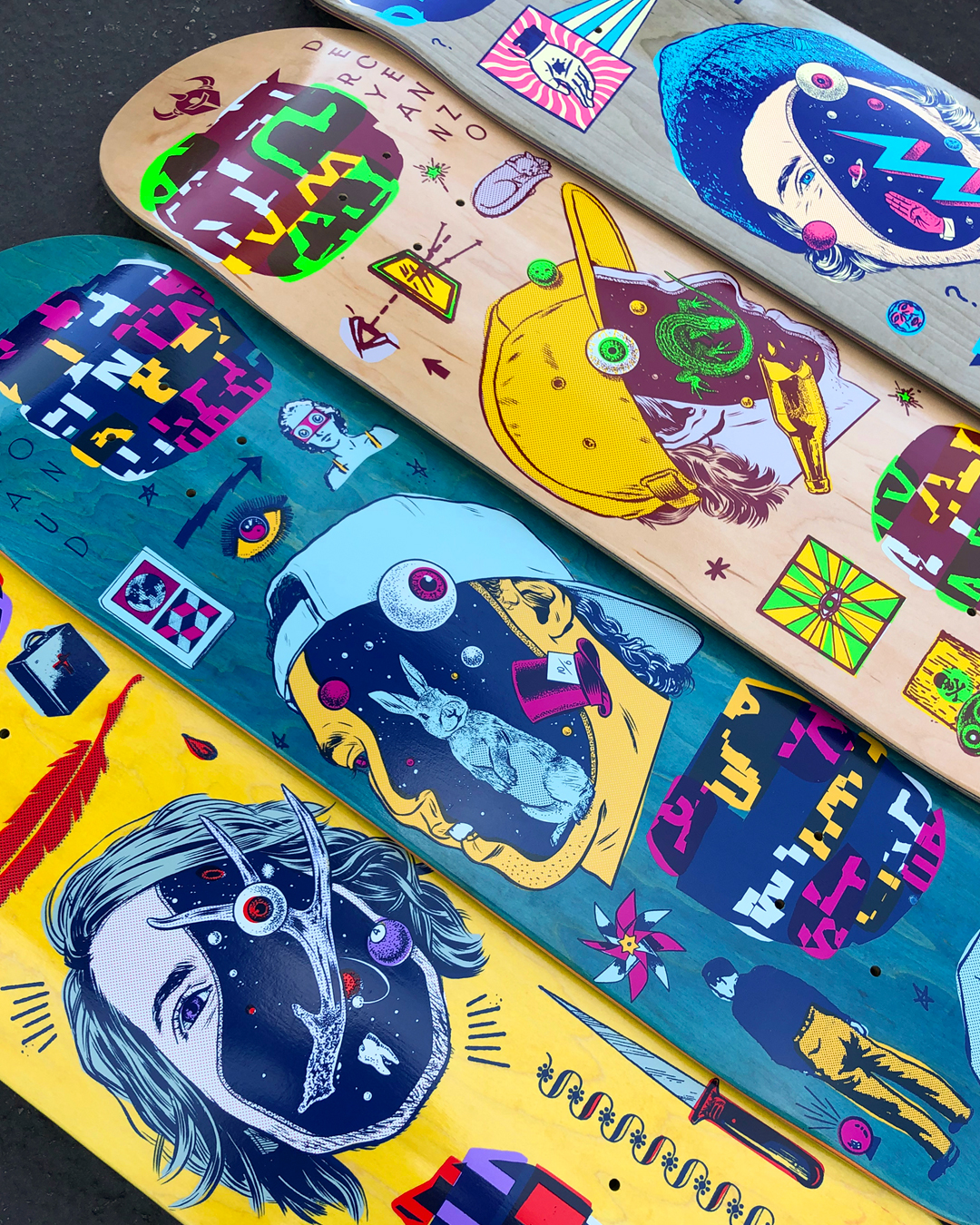 Morning Breath Inc Darkstar Skateboards 23