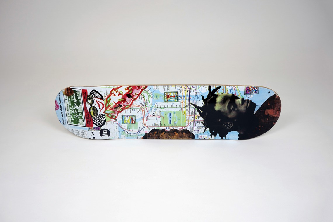 Phase 2 Harold Hunter Foundation Skateboard 4