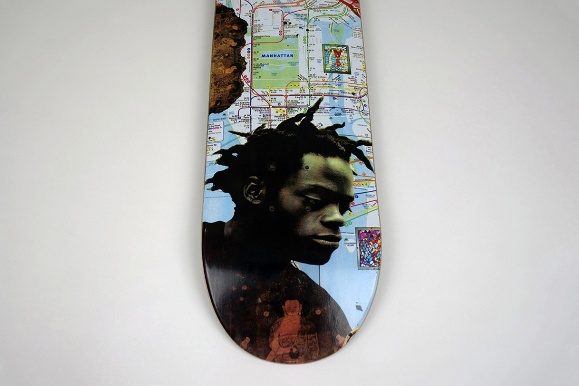 Phase 2 Harold Hunter Foundation Skateboard 6