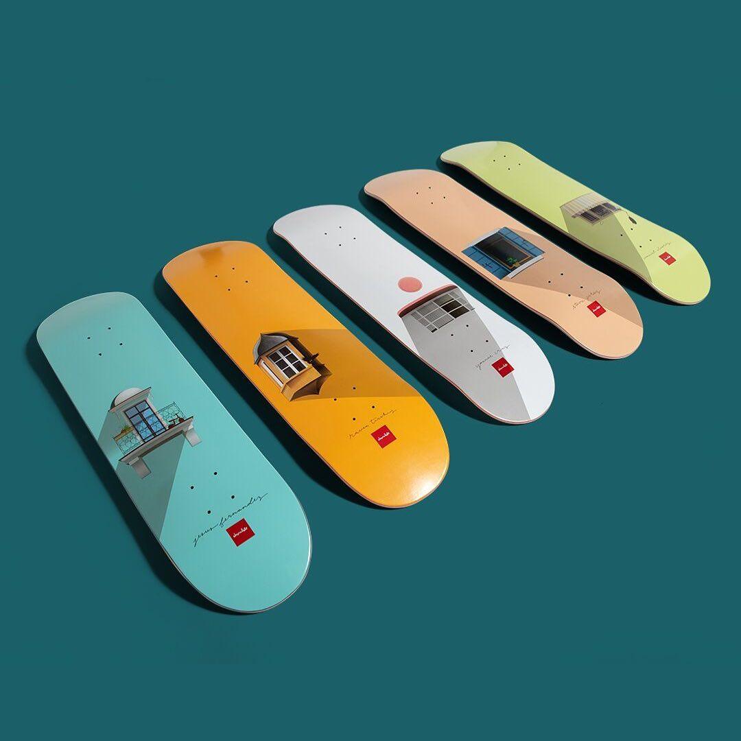 Windows Series Chocolate Skateboards 2