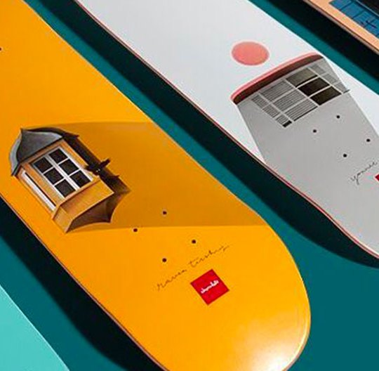 Windows Series Chocolate Skateboards