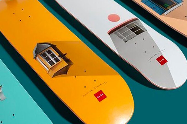 Windows Series Chocolate Skateboards