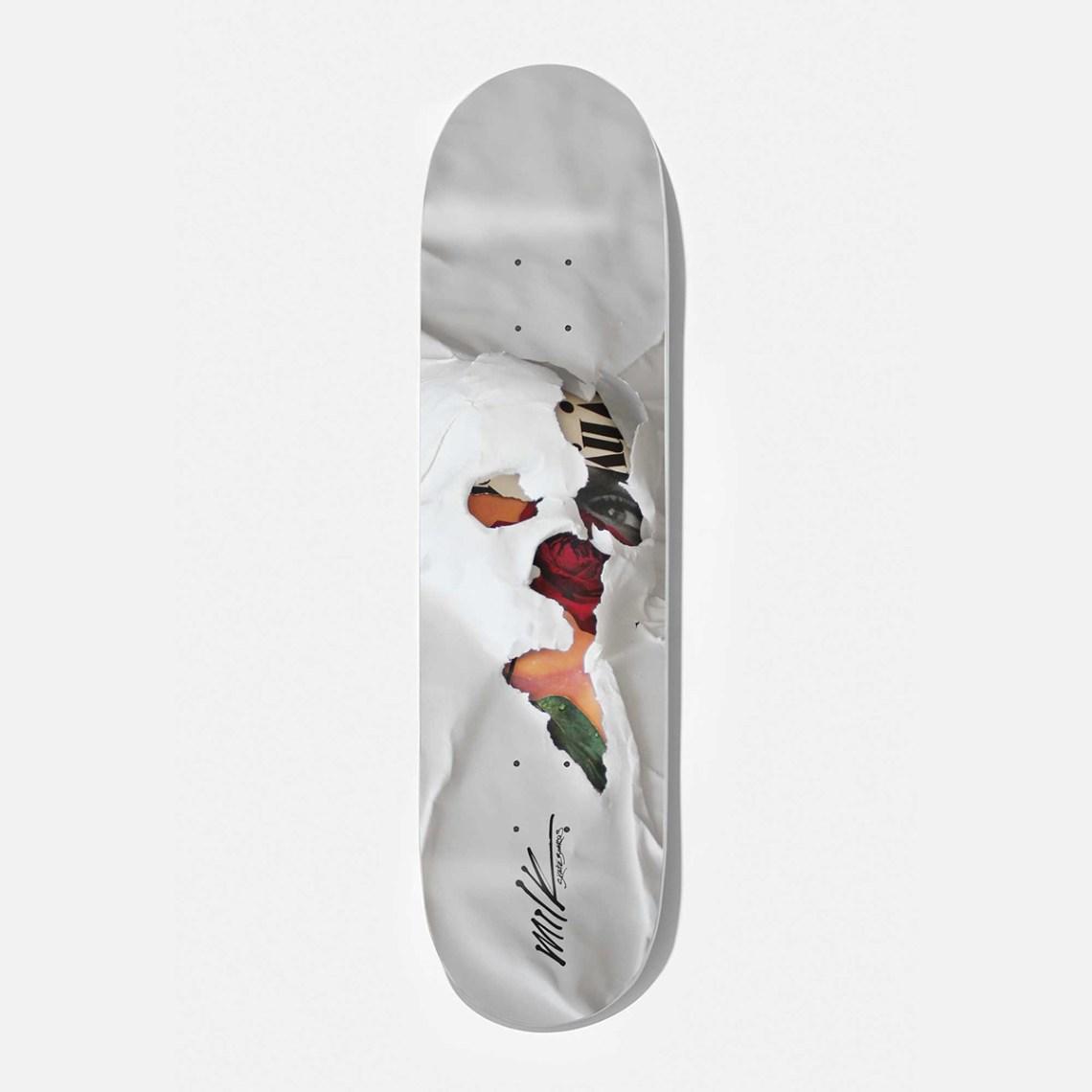 Beto Janz Milk Skateboards 3