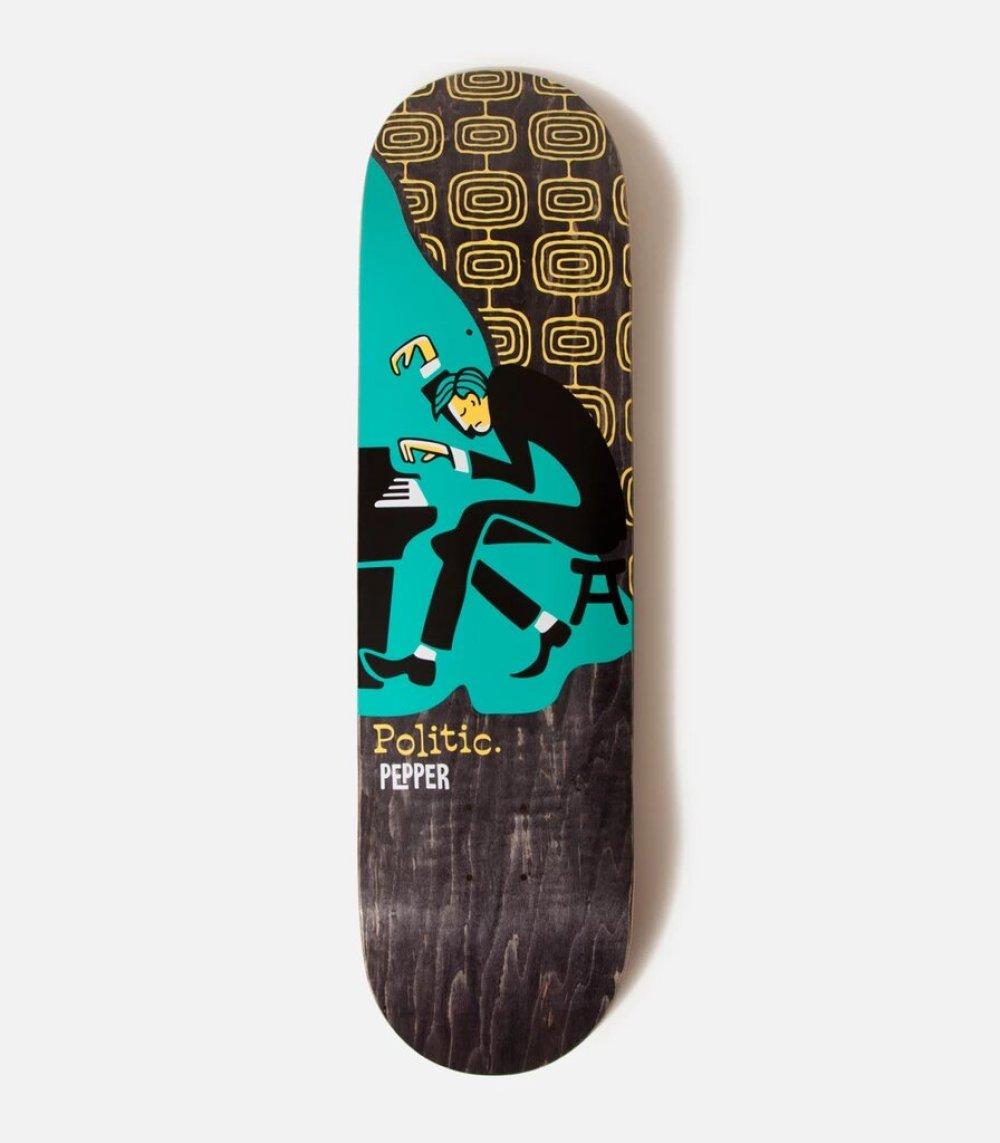 Jazz Series Politic Skateboards 6