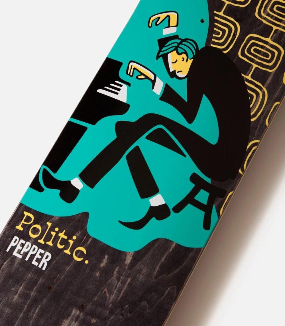 Jazz Series Politic Skateboards 7