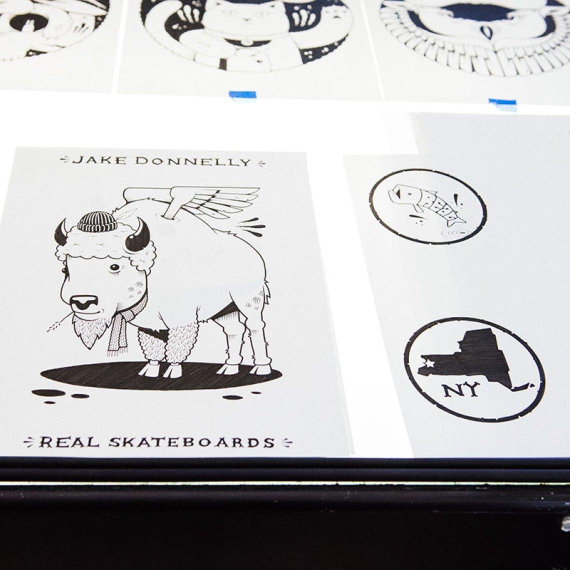 Jeremy Fish Real Skateboards 6