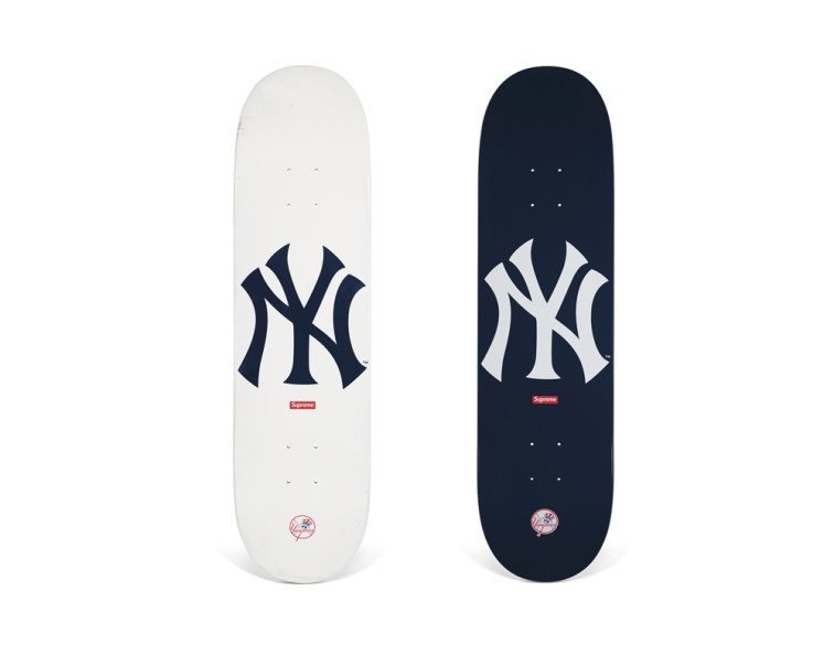 Skateboard Auction Supreme Christies Ny36