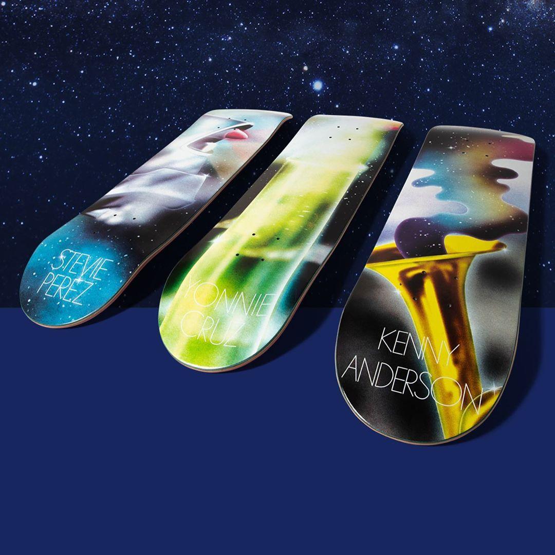 Nice Dreams Series By Miles Wintner Chocolate Skateboards 2