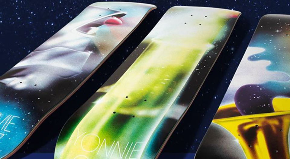 Nice Dreams Series By Miles Wintner Chocolate Skateboards