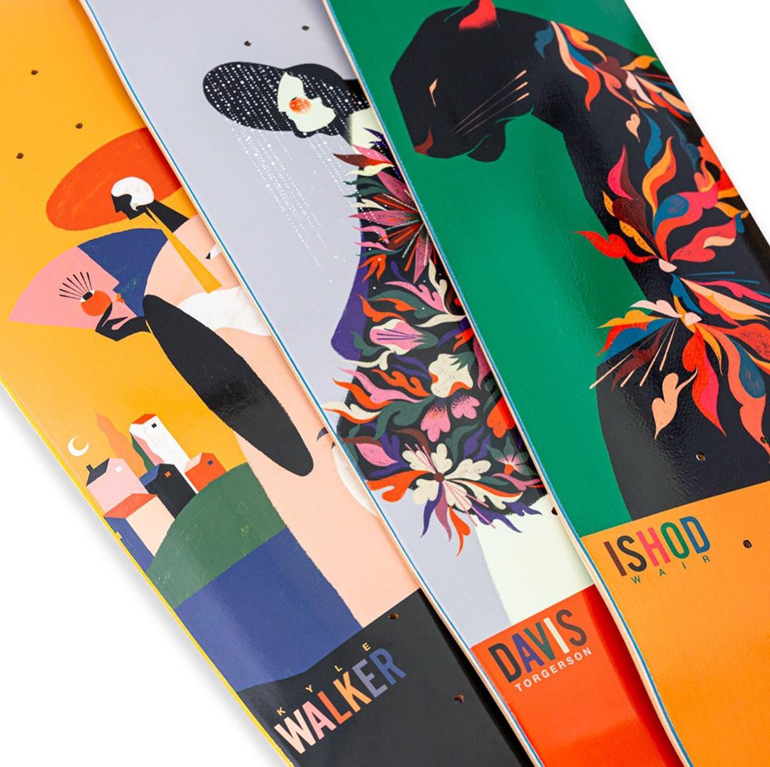 Willian Santiago Real Skateboards 4