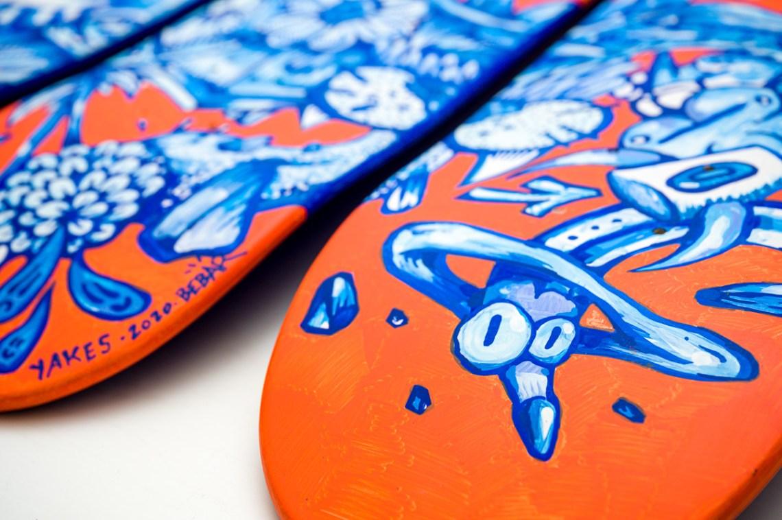 Apercu Skateboards Spraying Board 001 2