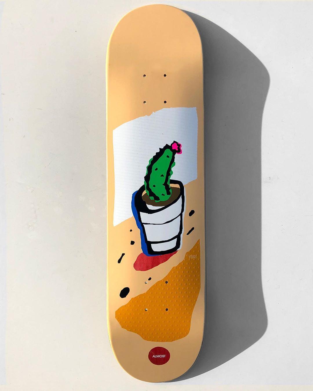 Still Life Series Par Almost Skateboards 2