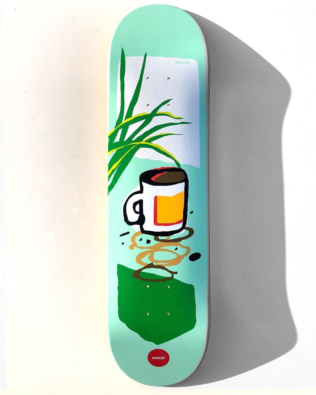Still Life Series Par Almost Skateboards 3