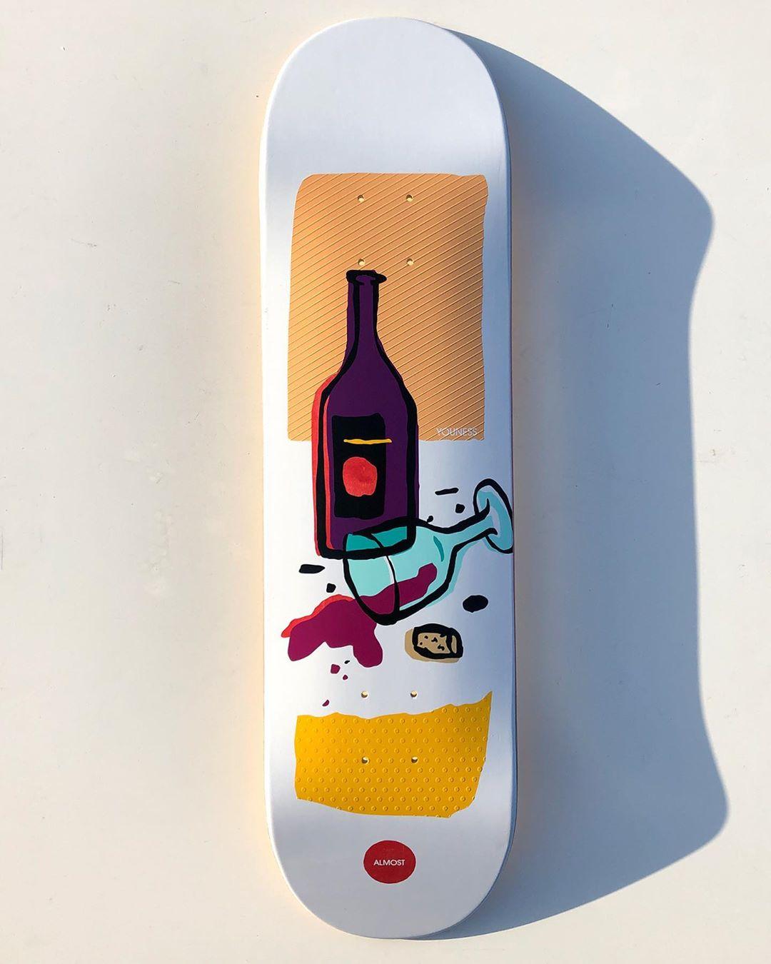 Still Life Series Par Almost Skateboards 4