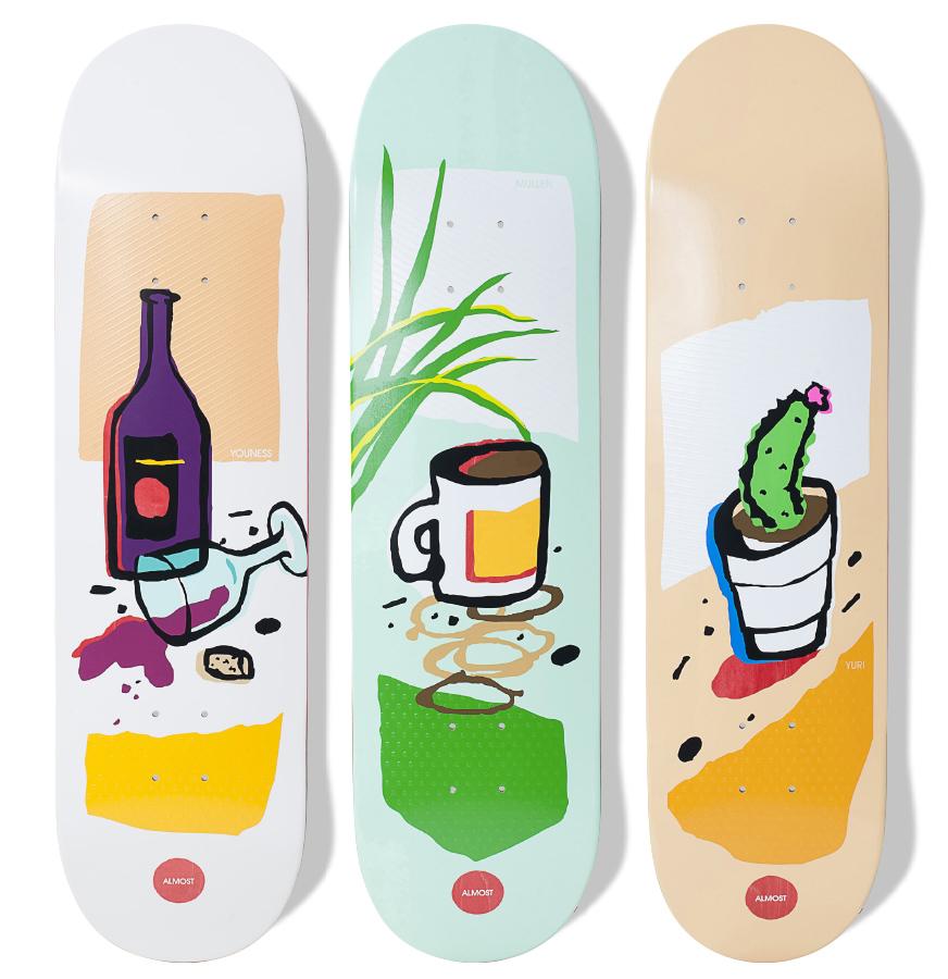 Still Life Series Par Almost Skateboards 5