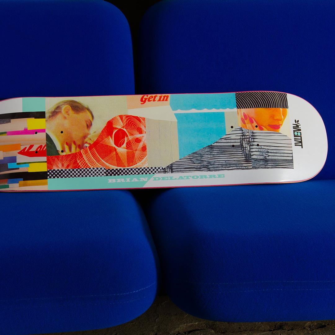Collage Series Par Johanna Goodman X Habitat Skateboards003