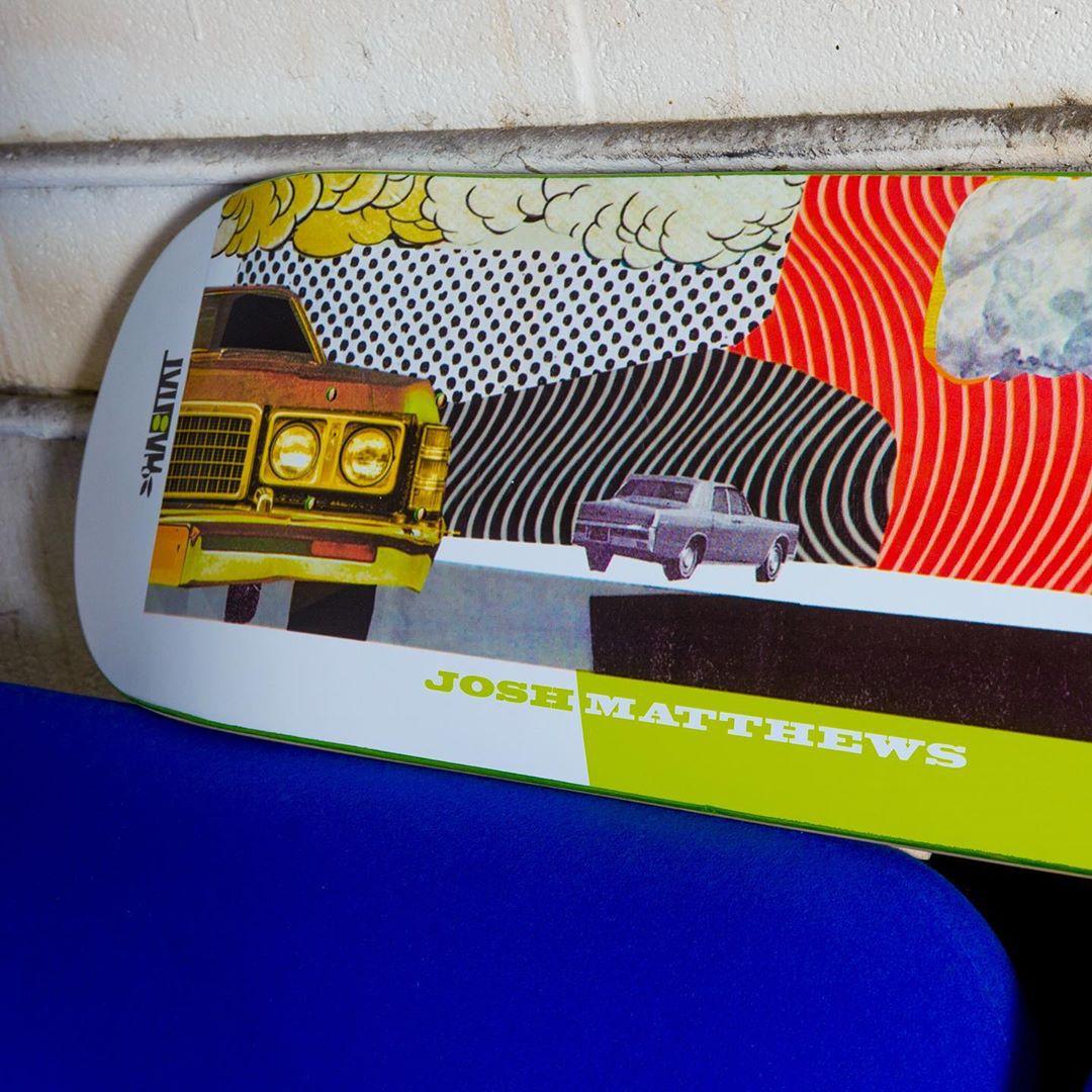 Collage Series Par Johanna Goodman X Habitat Skateboards2