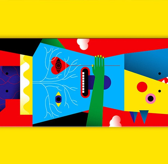 Gigantic Board Par Camilla Falsini X Bonobolabo002