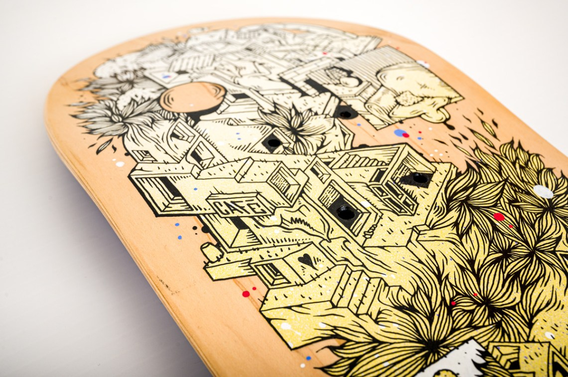 Passage Skateboards By Wenc 10