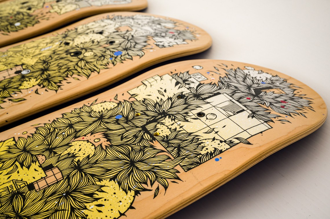 Passage Skateboards By Wenc 7