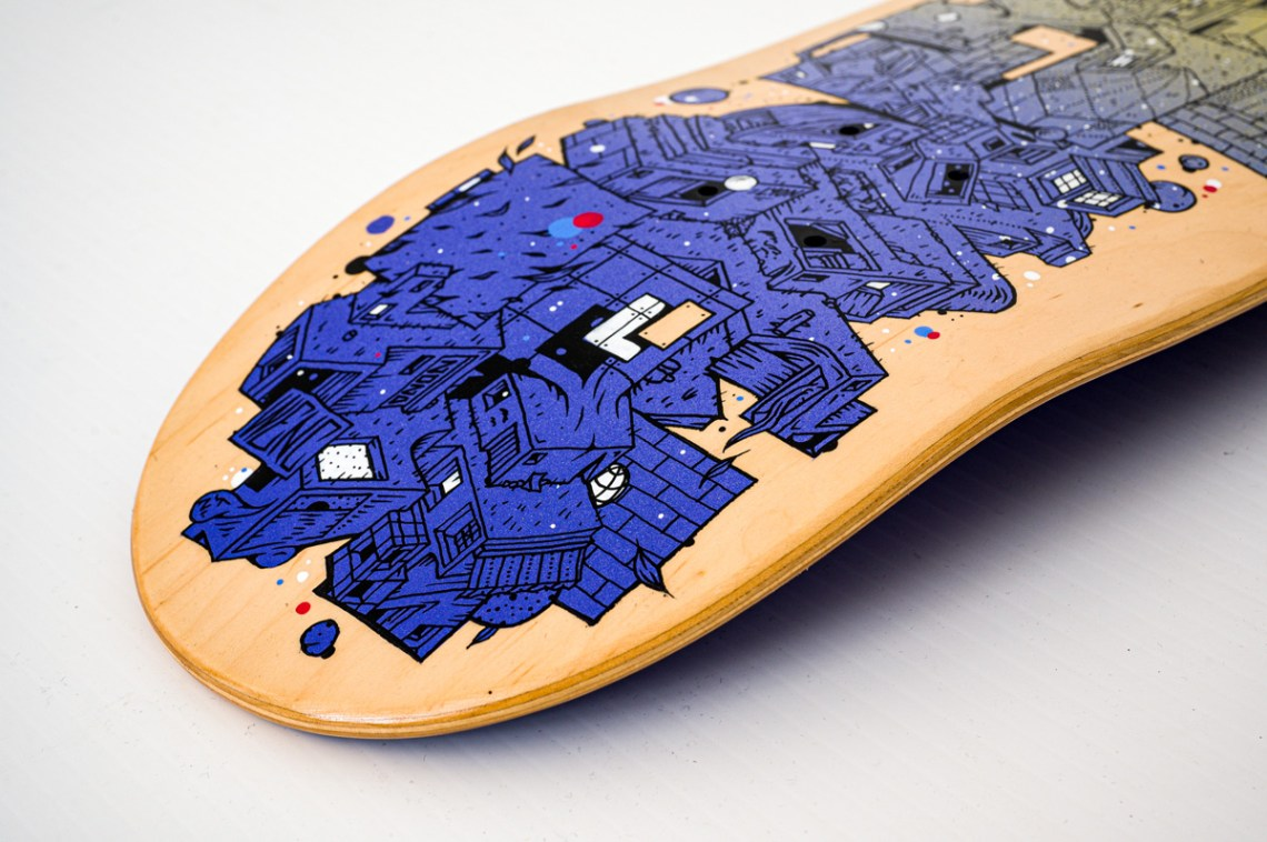 Passage Skateboards By Wenc 9