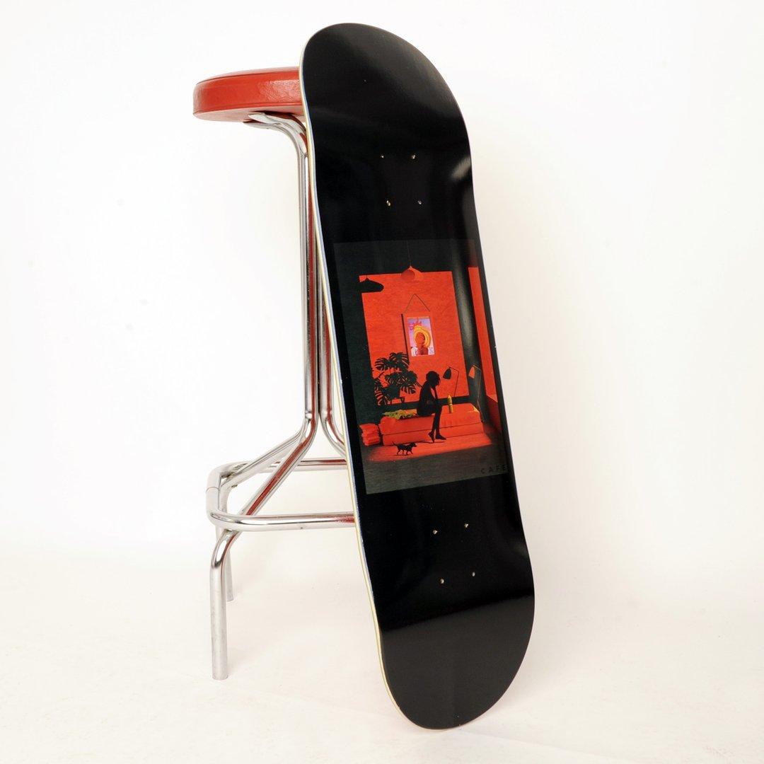 Tishk Barzanji X Skateboard Cafe Skate Decks 5