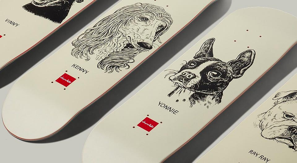 Big Dawgs Series By Travis Millard X Chocolate Skateboards.jpg
