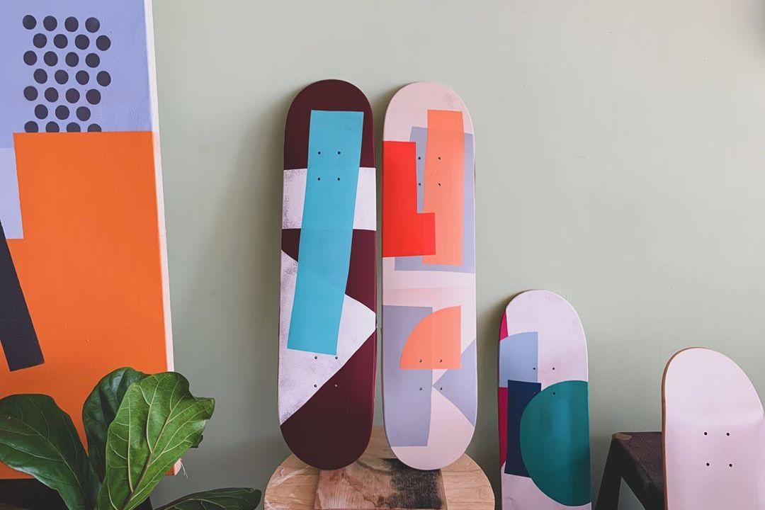Custom Skateboards By Pablo Lopez 1