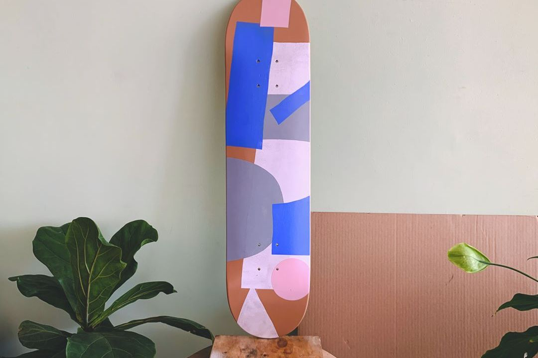 Custom Skateboards By Pablo Lopez 5