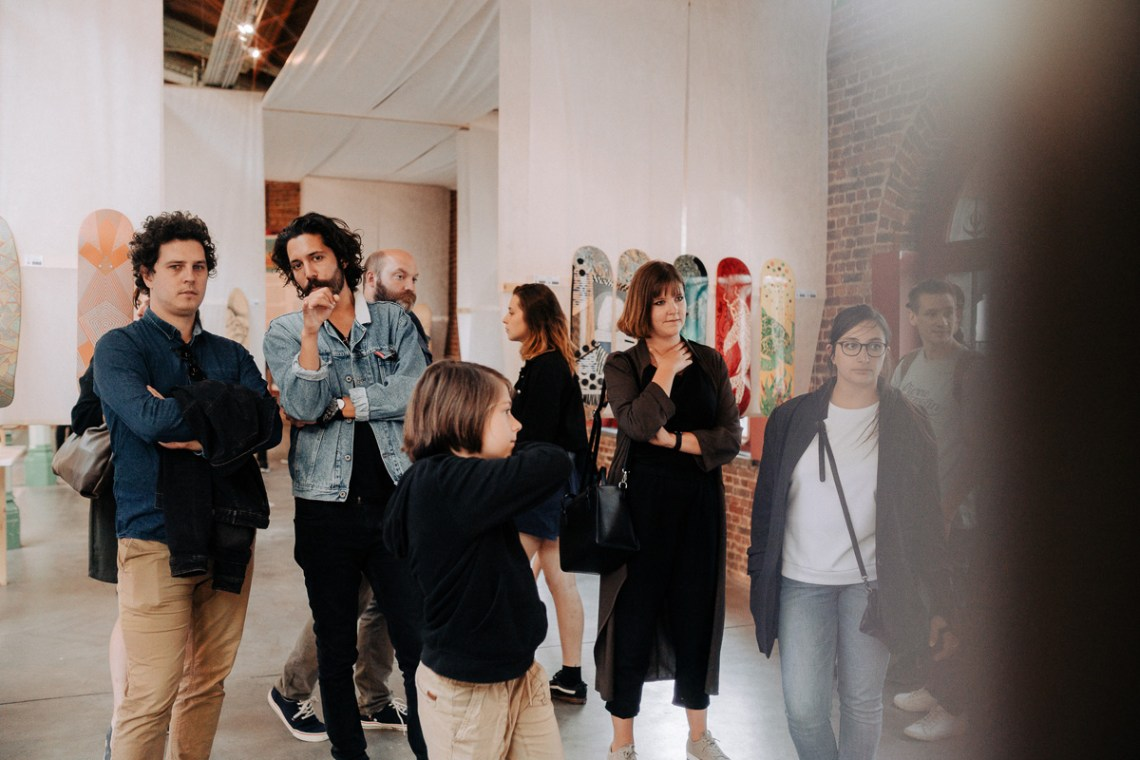 European Custom Board Show 2020 Les Photos Du Vernissage 21