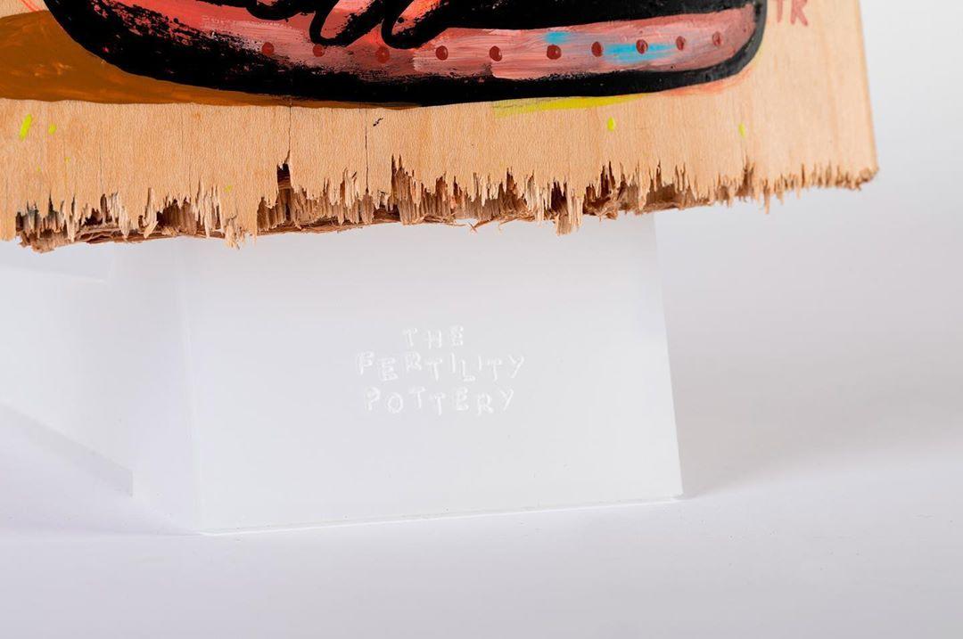 The Fertility Pottery Broken Decks By Tommy Knuts 5