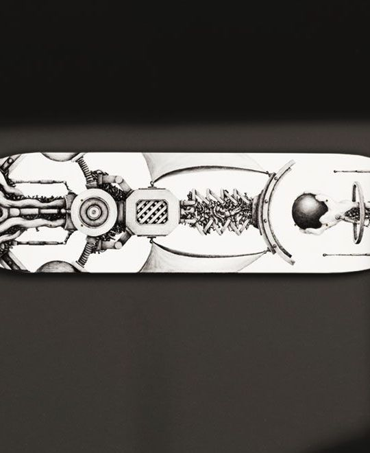 Mani Arkaic Concept For Spraying Board 3