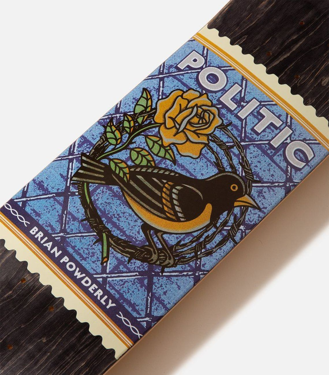Stamp Series By Politic Skateboards 4